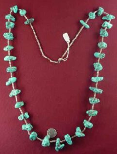 Old Pawn Necklace