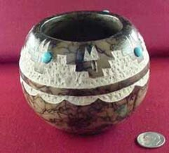 American Indian Pottery and Pipes