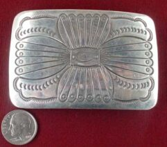 Old Pawn Buckle