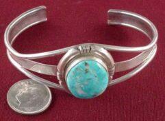New Turquoise Bracelet